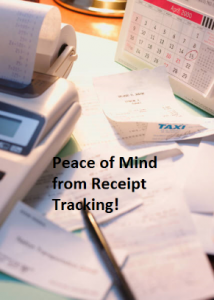 Receipt tracking_Michelle Coard