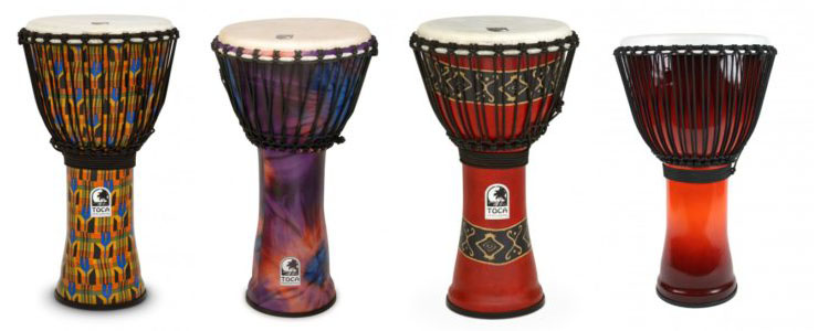 djembe drums colors